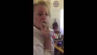 Congratulate, your cigarette fetish granny