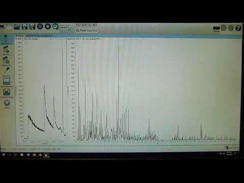 Solid Probe Mass Spec ...QUICK... LOW temp & HIGH temperature control ... SPEEDY Advion APCI+  ASAP