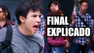 CONTROL Z FINAL EXPLICADO | Netflix