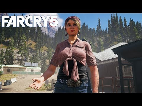 Far Cry 5 Part 26 - Drubman Marina Liberated + Overwatch and Friendly Skies Missions