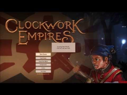 Let's Play Clockwork Empires Beta 55 Part 1