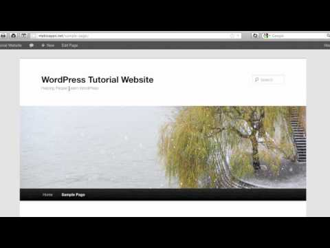 How to Add the Facebook Social Plugins to Your WordPress Website or Blog | NewMediaWorkshop.tv
