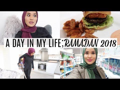 FASTING AT 7 MONTHS PREGNANT!| Ramadan Day#17| Zeinah Nur