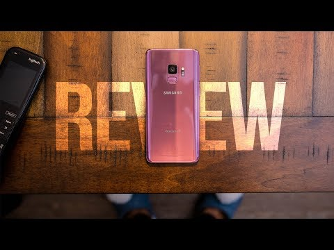 Samsung Galaxy S9 Review - My Experience