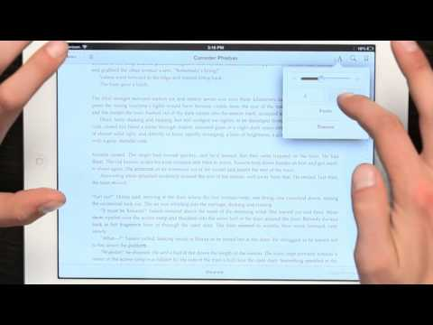 Which Is Better for the iPad: PDF or ePub? : Tech Yeah!