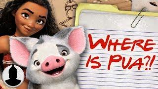 What Happened to Pua the Pig in Moana?! Disney Cartoon Conspiracy - Cartoon Conspiracy (Ep. 153)