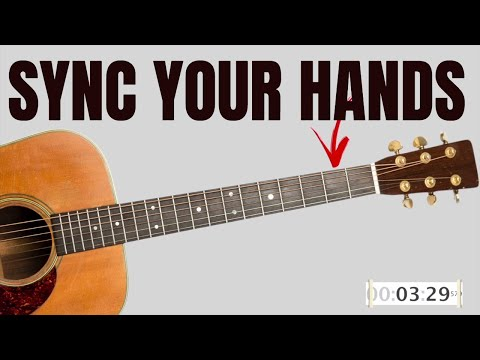 Guitar Hand Synchronization, Positioning, Coordination, Guitar Hand Posture+ Placement   Part I