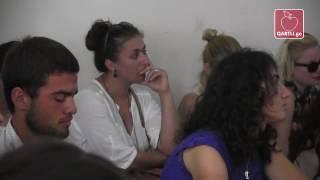 ქალი და რელიგია - შეხვედრა გორში