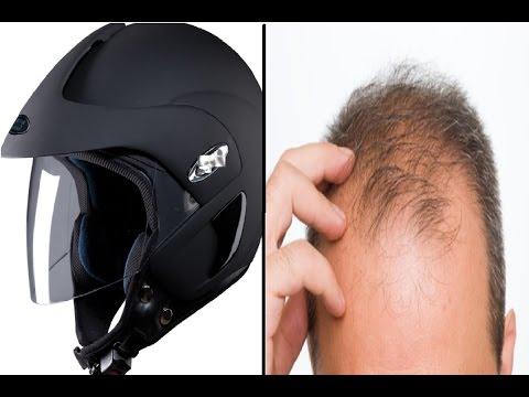 क्या हेलमेट पहनने से बाल ज्यादा झड़ते हैं ..? क्या-क्या सावधानियां जरूरी है !!