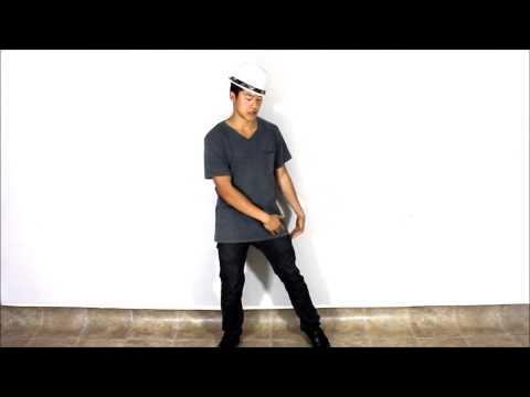 Basic dance steps - Moves for fast music