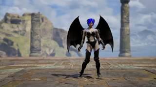 Soul calibur 6 character creation female Gamergirl_ruki