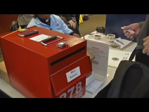 Colorado presidential primary plan in the works
