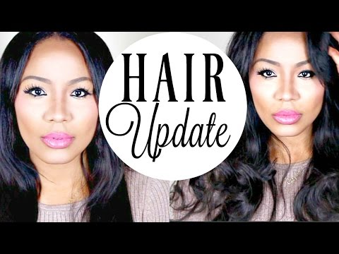 Relaxed Hair Journey 2016 Update w/PICS! BIG CHOP + Transitioning to NATURAL? | Vlogmas Day 7, 2016