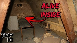 Download Top 10 Scary Messages Found In Attics Video