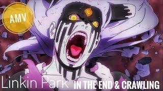Momoshiki vs Naruto & Sasuke - Linkin Park「AMV」