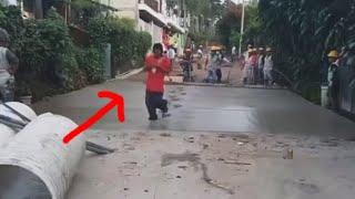 Ang pinaka-CRINGE na video'ng mapapanood mo (Napa-titig na lang sila!)