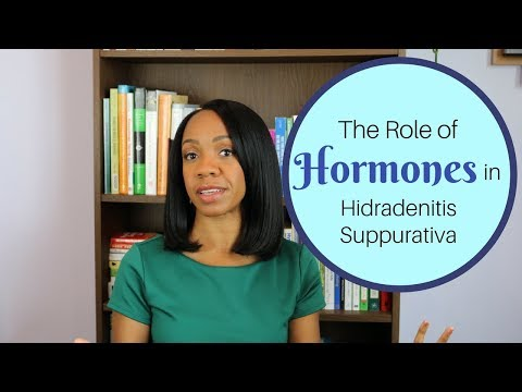 The Role of Hormones in Hidradenitis Suppurativa