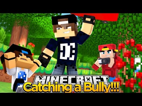 Minecraft Adventure - CATCHING JACK THE BULLY!!