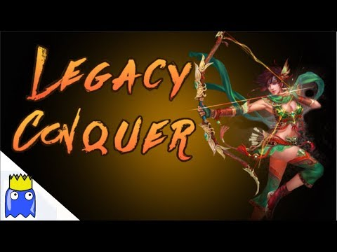 Legacy Conquer Private Server Promotional