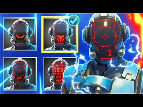 New FREE VISITOR Skin! How To UNLOCK + UPGRADE FREE VISITOR Skin! (New BLOCKBUSTER SKIN Unlocked)