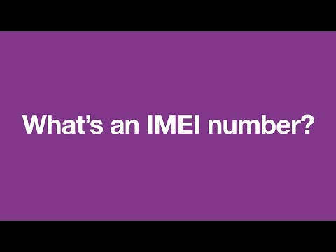 What is an IMEI number? | Find your IMEI number [How to] | Support on Three