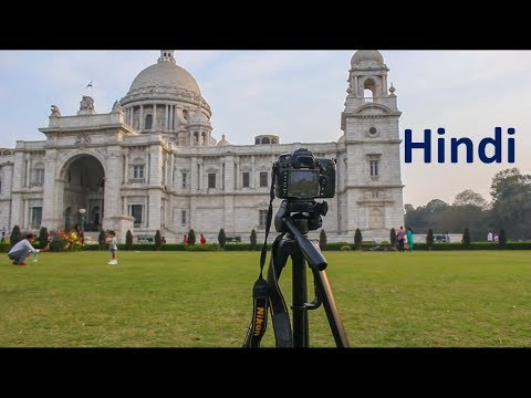 Time-Lapse Photography Tutorial Hindi   How to Shoot a Timelapse with DSLR   How to edit timelapse  