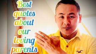 Best Quotes For Our Parents