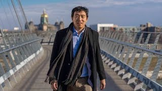 Caller: Andrew Yang WILL BE the Next President