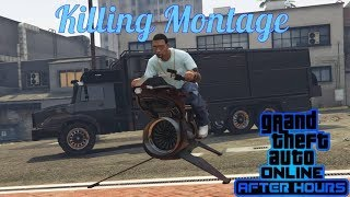 Oppressor mk2 and Terrorbyte Trolls | Killing Montage | GTA 5 After Hours