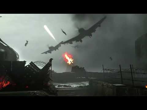 CoD: WWII Nazi Zombies DLC -  The Darkest Shore