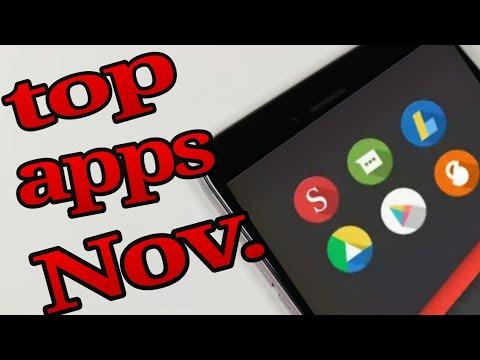 Top new apps November 2017 ( Hindi ) android