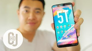 1 month OnePlus 5T Review – Is this the Best Smartphone of 2017??