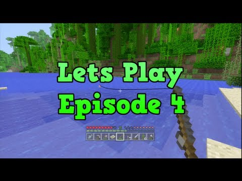 Minecraft Xbox 360 Lets Play #4 - Xbox One and