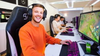 Spending 48 hours with one of the worlds top gaming teams