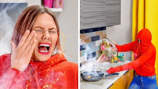 FUNNY RELATABLE SITUATIONS YOU DEFINITELY KNOW || Everyday Moments by 123 GO!