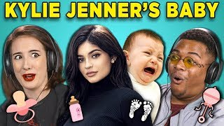 COLLEGE KIDS REACT TO KYLIE JENNER