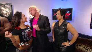 Vickie Guerrero says Dolph Ziggler must pick his entrance number for the Royal Rumble Match: Raw, Ja