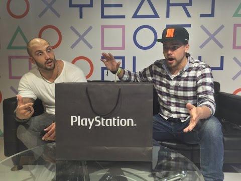 Unboxing PS4 édition BLACK OPS 3 avec SkyRRoZ
