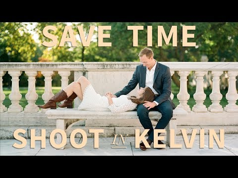 Shoot in Kelvin - Save Time Editing