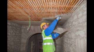 Traditional Lime Plastering in Ireland