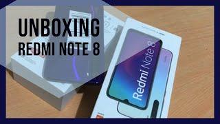 Redmi Note 8 Cosmic Purple Unboxing🔥🔥 ! Redmi Note 8 Cosmic Purple Colour 4GB/64GB