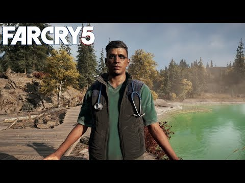 Far Cry Part 28 - King's Hot Springs Hotel Cult Outpost Liberated