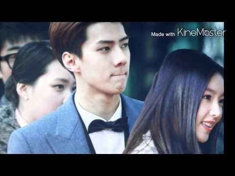 Exo sehun and red velvet irene hookup