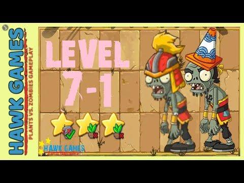 [v1.0.81+] Plants vs. Zombies: All Stars - Kung-Fu World Level 7-1