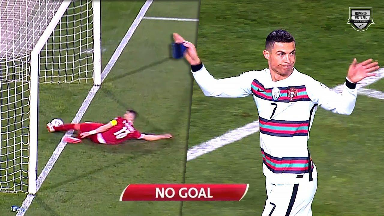 Unbelievable Things Happening In Football 2021