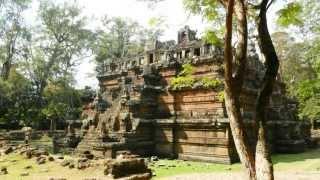 Temples of Angkor Part I: Bayon, Baphuon, Phimeanakas, Terraces; Cambodia