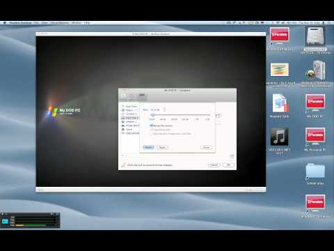 Resizing Your Hard drive in Parallels Desktop 6