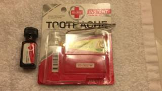 Never Put Alcohol On A Toothache Here Is Why | Best Toothache Relief Products Review