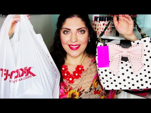Fashion Haul | Adore Me, TJMaxx, Kohls