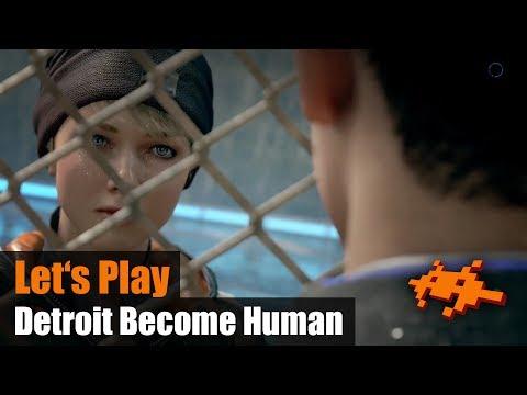 Detroit Become Human #08: Knapp entkommen [PS4 Pro]